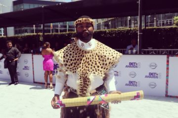 South African Singer, Sjava Wins Best International New Act At The BET Awards