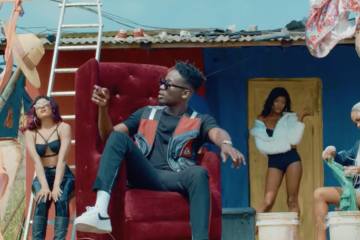 VIDEO: Mr Eazi – Overload ft. Slimcase & Mr. Real