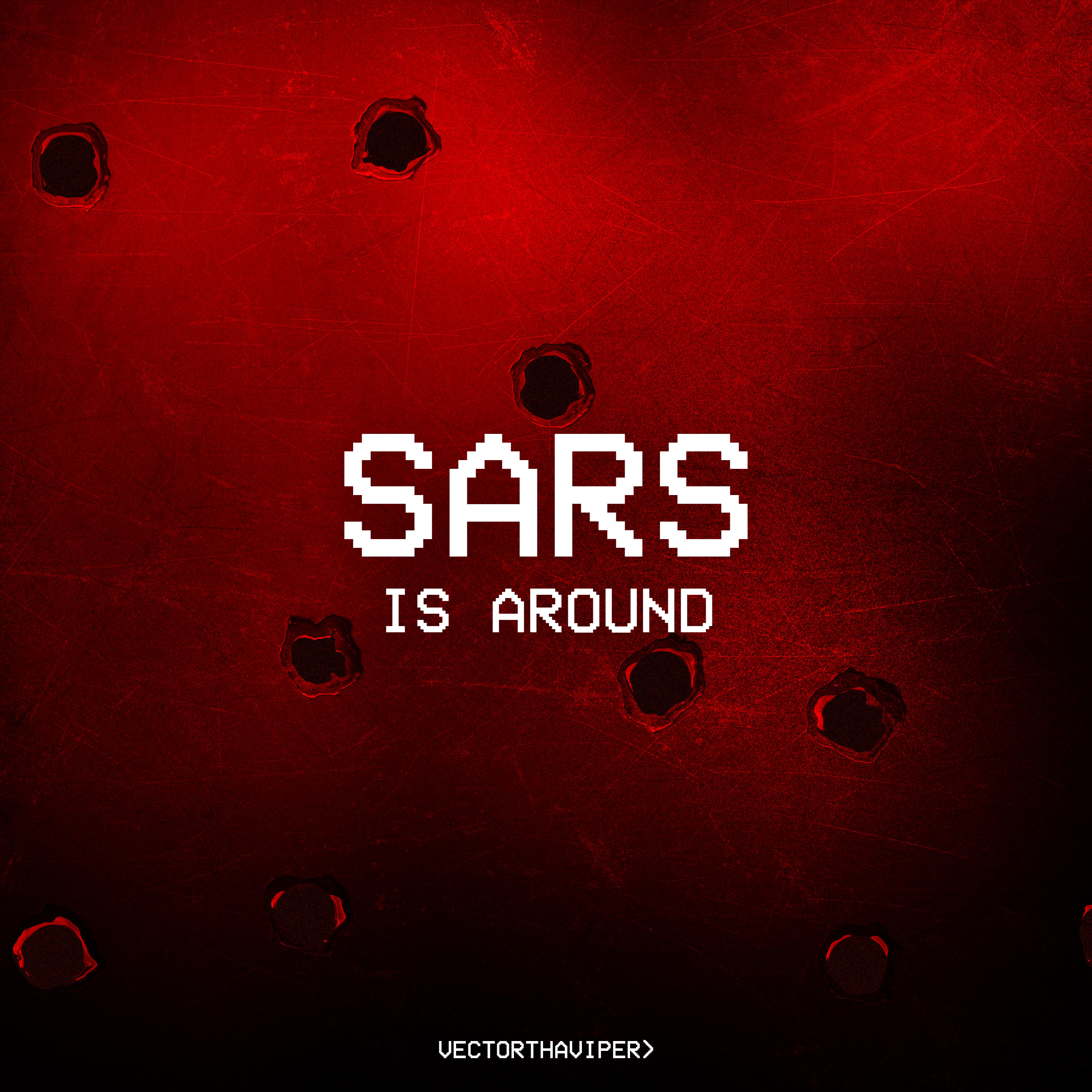 VIDEO: Vector - Sars Is Around (S.I.A)