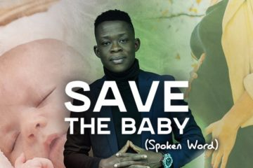 VIDEO: Xcash Anthony – Save The Baby (Spoken Word)