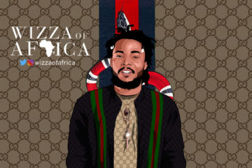 Wizza of Africa – Gucci Men
