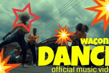 VIDEO: Waconzy – Dance