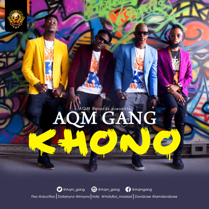 VIDEO: AQM Gang - Khono