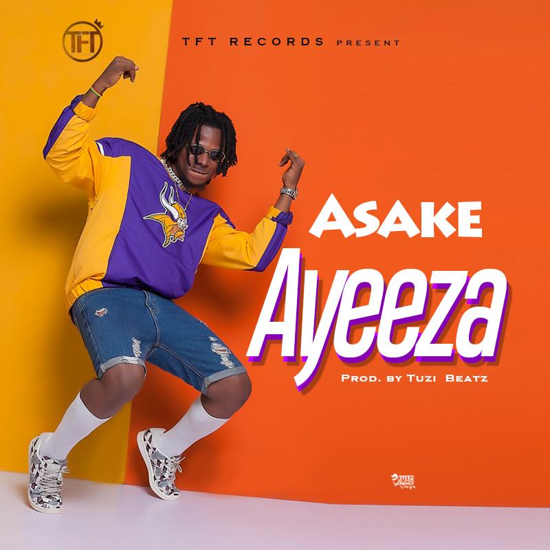 Asake – Ayeeza (Prod. Tuzi)