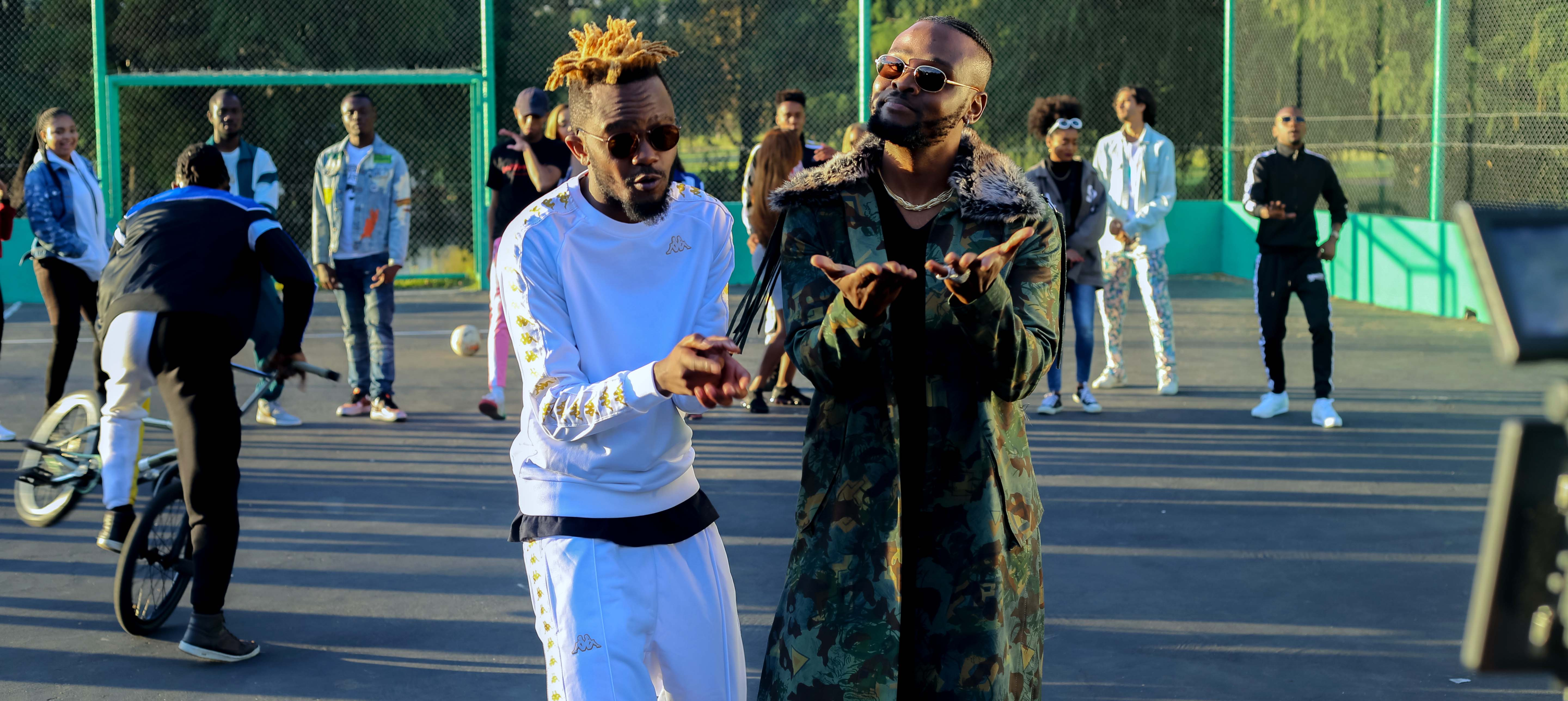 Laylizzy ft. Kwesta - Too Much