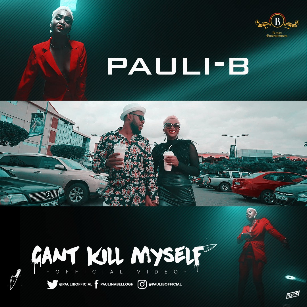 Pauli-B – Can't Kill Myself