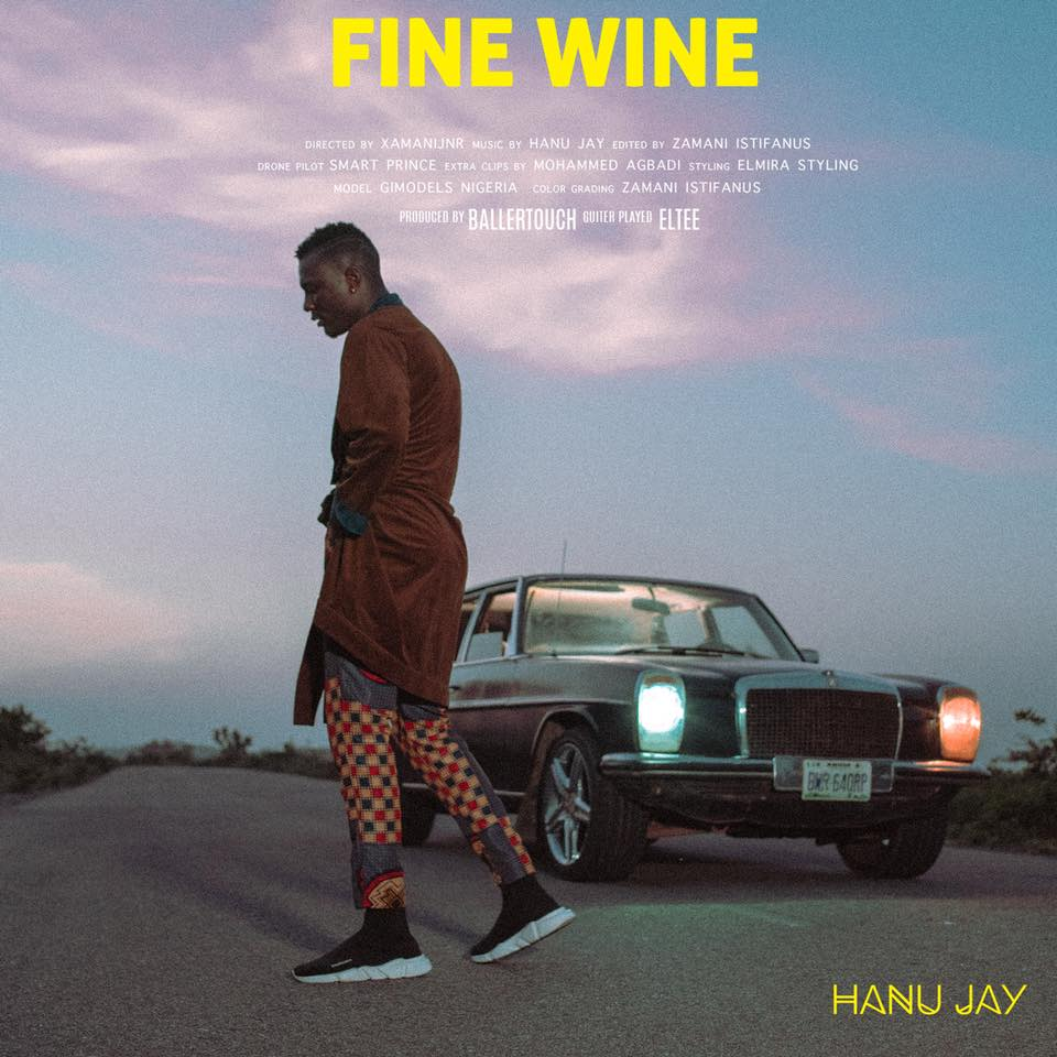 Hanu Jay – Fine Wine