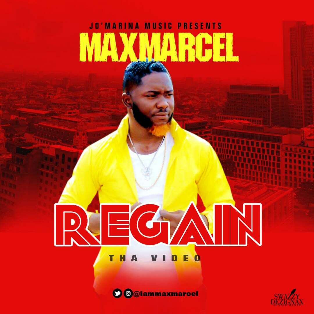VIDEO: MaxMarcel – Regain