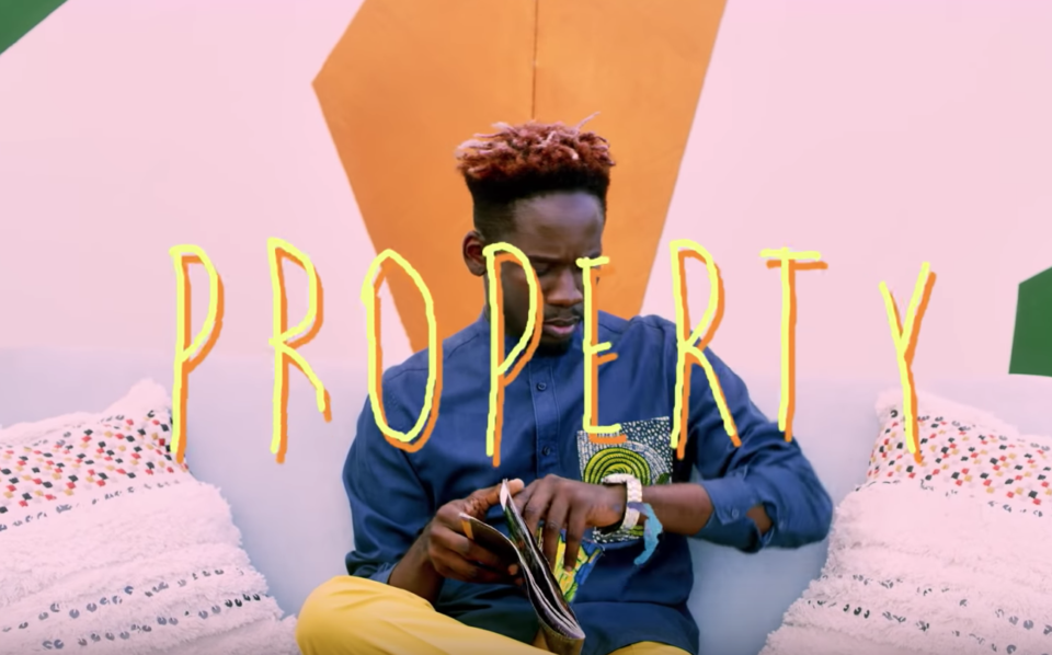 VIDEO: Mr Eazi Ft. Mo-T - Property