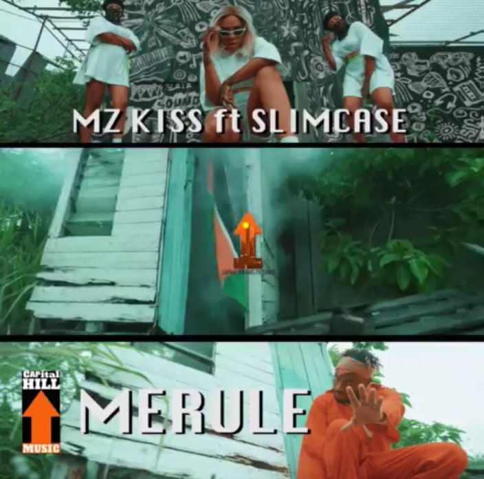 Mz Kiss ft. Slimcase - Merule