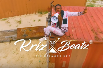 VIDEO: Krizbeatz – Makeke