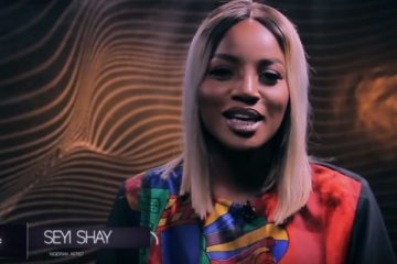"VIDEO: Seyi Shay Talks ""Electric Package"" Vol. 1, Vector, Challenges & More on ""My Music & I"""
