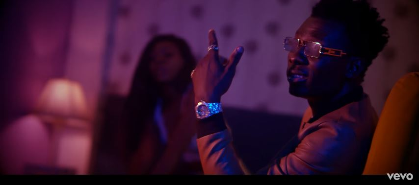 VIDEO: Terry Apala - Keep Them Talking