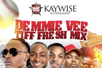 DJ Kaywise – Fresh Mix