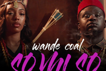 VIDEO: Wande Coal – So Mi So