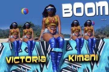 VIDEO: Victoria Kimani – Boom
