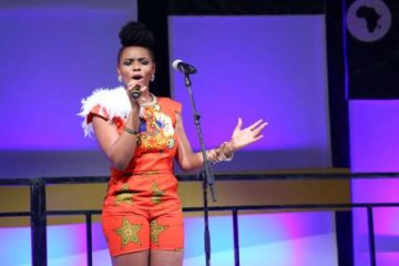 """The Same Capacity Wizkid & Davido Hold Down In Africa, I Can Hold Down In Africa."" Yemi Alade"