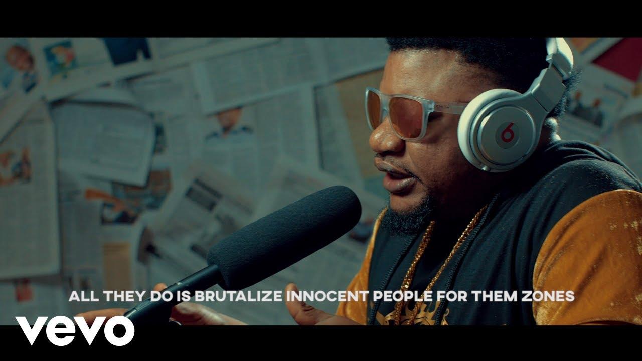 Ice-K - Endsars Brutality ft. Charles Okocha