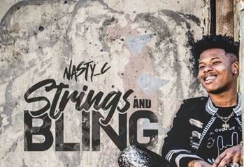 "Nasty C's Sophomore Album ""Strings And Bling"" Out Now"