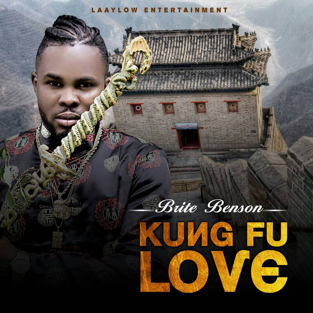 VIDEO: Brite Benson – Kung Fu Love