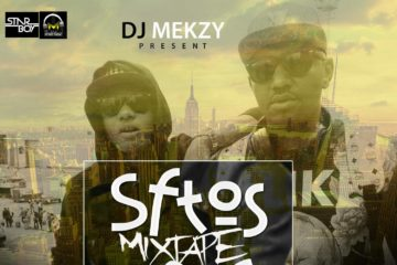 DJMekzy Presents: Wizkid #SFTOS Mixtape 2018