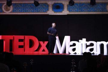 M.I Abaga Provokes Abuja Residents At TEDx Maitama