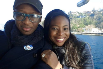 Bez Idakula & Wife Welcome Another Child