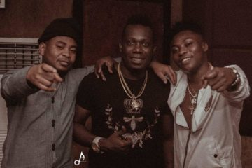 VIDEO: Reekado Banks ft. Duncan Mighty (The Making Of Bio Bio)
