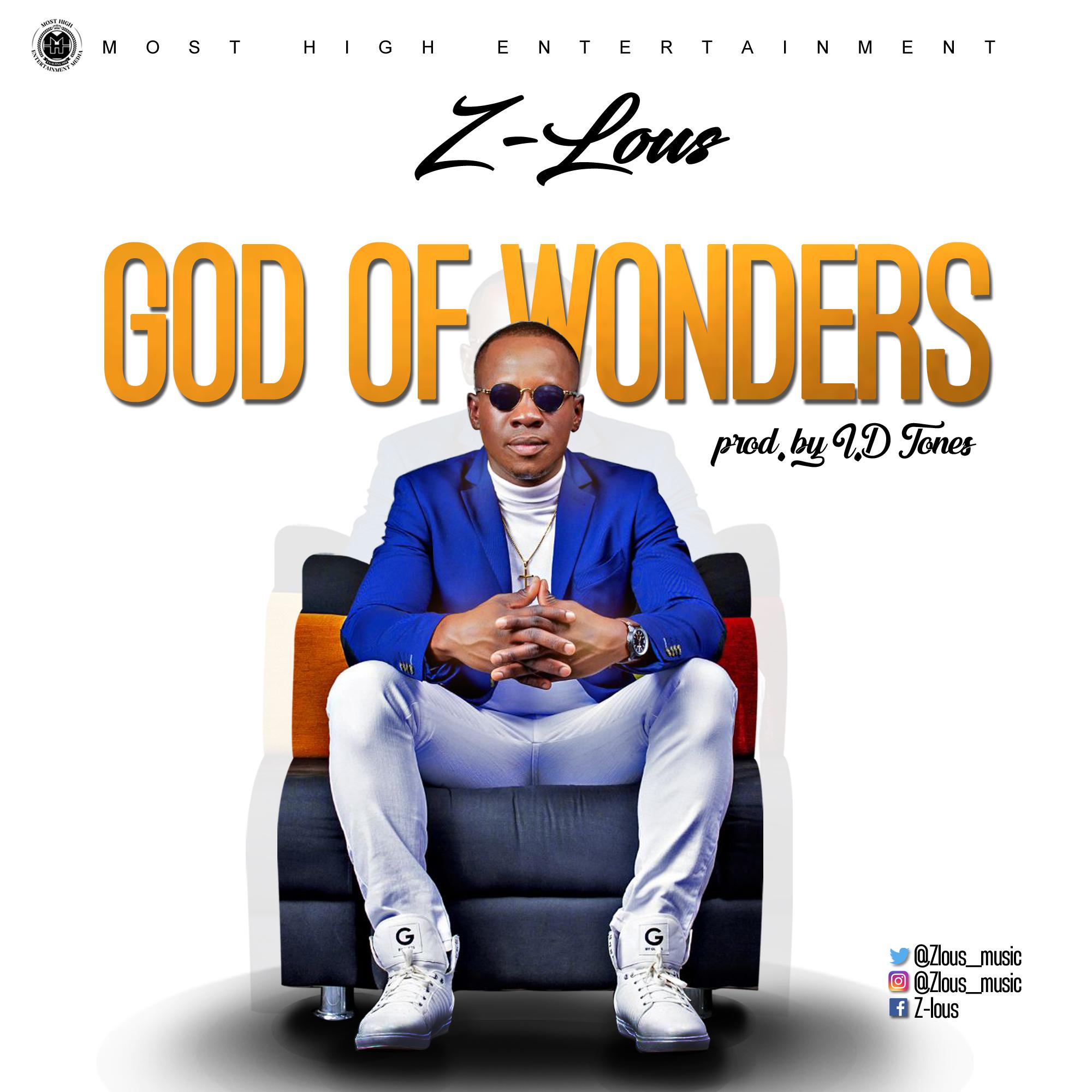 Z-LOUS – God Of Wonders