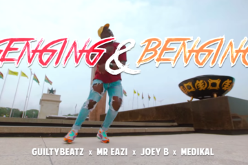 Dance VIDEO: GuiltyBeatz Ft. Mr Eazi, Joey B & Medikal – Genging