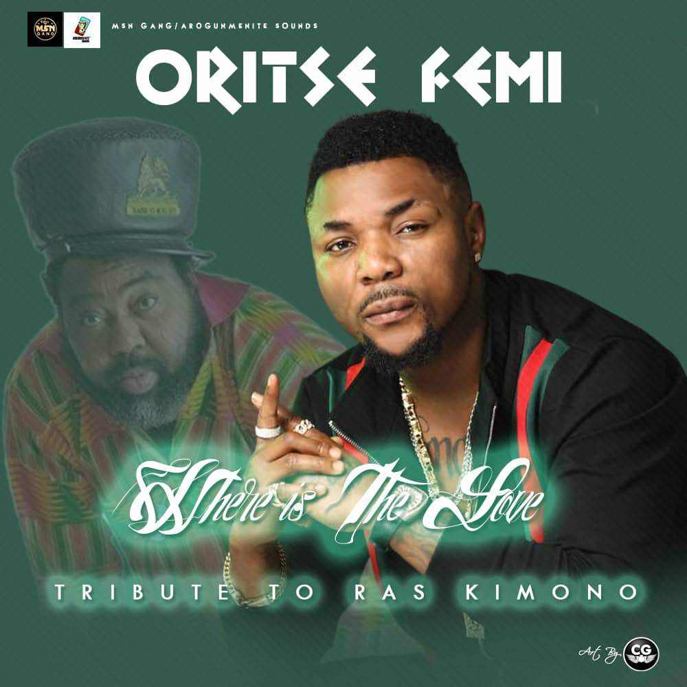 Oritse Femi - Where Is The Love