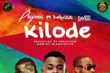 VIDEO: Pryme Ft. Davido, Peruzzi – Kilode