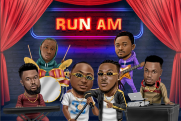 GospelOnDeBeatz x Davido x Peruzzi – Run Am