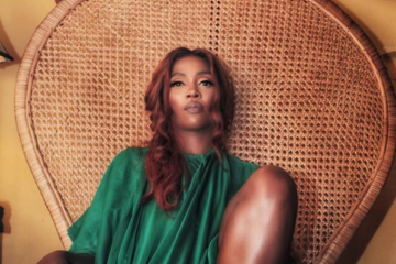 Notjustok- See Tiwa's Response To Trolls Attacking Her After Watching Fever Video