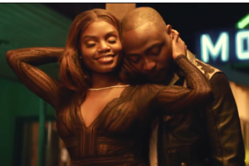 VIDEO Premiere: Davido – Nwa Baby