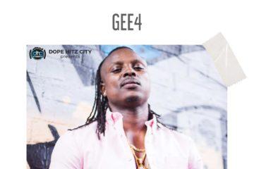 Gee4 – Steady (prod. Jaypizzle)