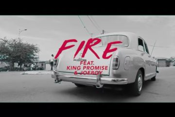 VIDEO: GuiltyBeatz ft. King Promise & Joeboy – Fire
