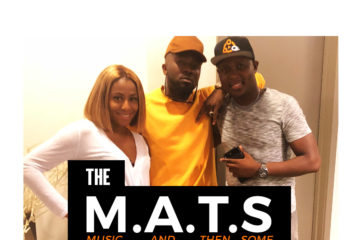 "#MATS Podcast 9 w/ Ice Prince: #COLD EP, ""Brother"" M.I, Choc City, #IcePrinceBars, Kuami Eugene & IP Theft"