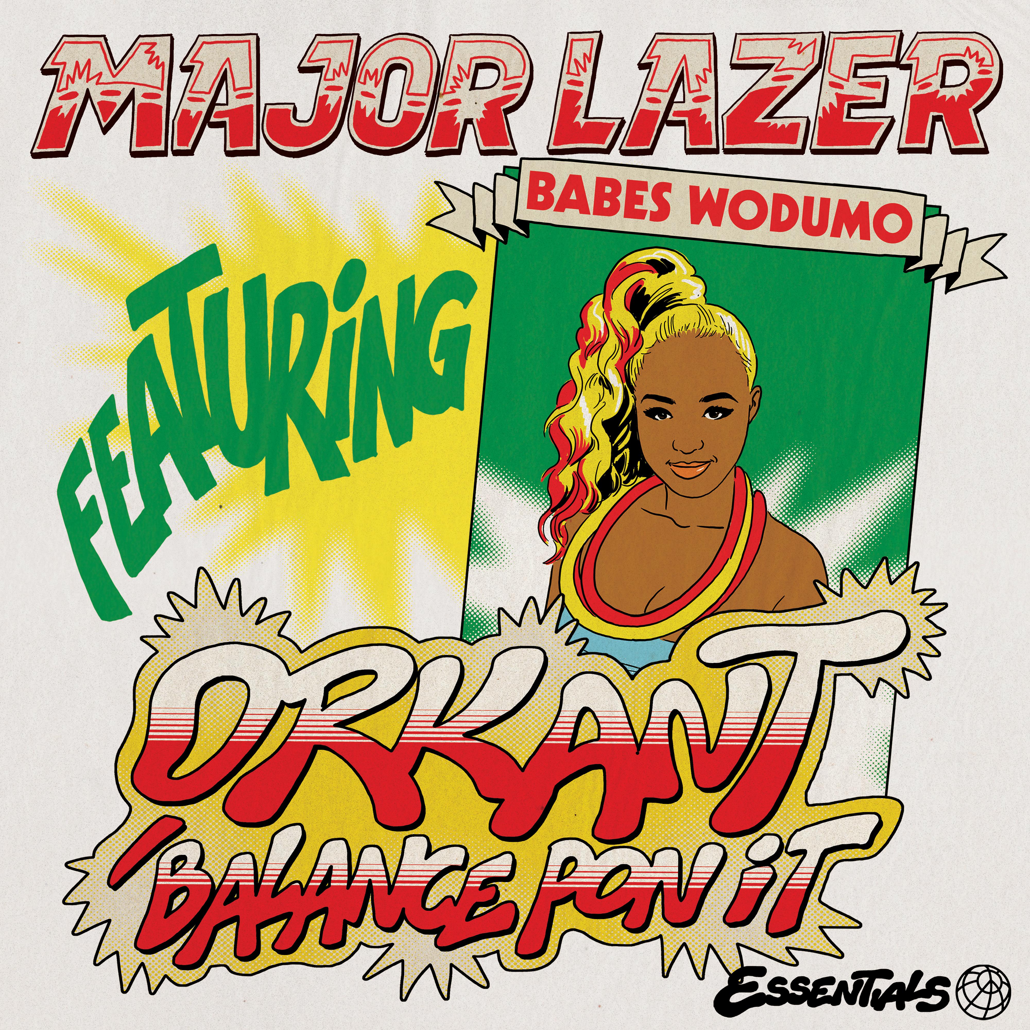 VIDEO: Major Lazer ft. Babes Wodumo - Orkant / Balance Pon It