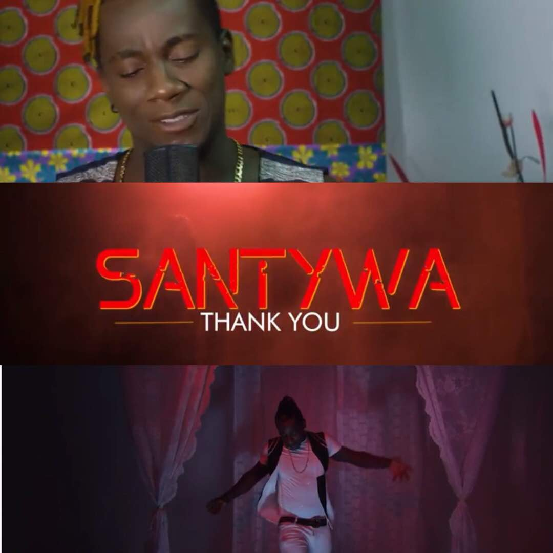 VIDEO: Santywa – Thank You