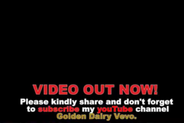 VIDEO: Golden Dairy ft UC Flash – God's Grace