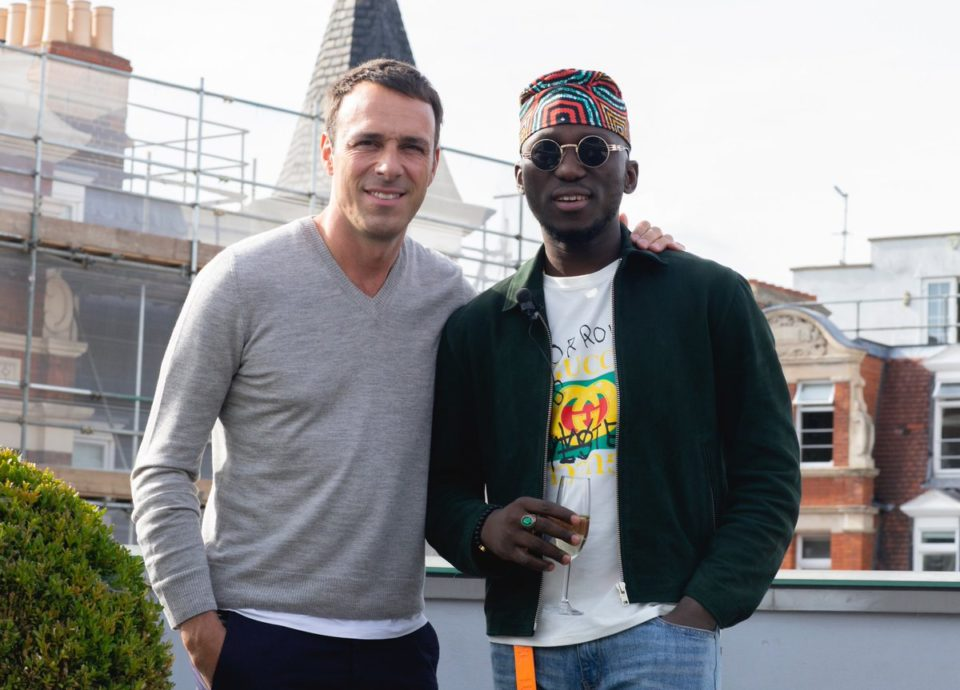 DJ Spinall signs deal with Atlantic Records UK - Notjustok