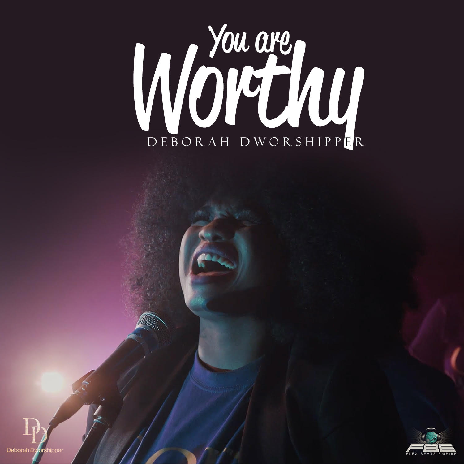 Deborah Dworshipper – You Are With Me + You Are Worthy [Live]
