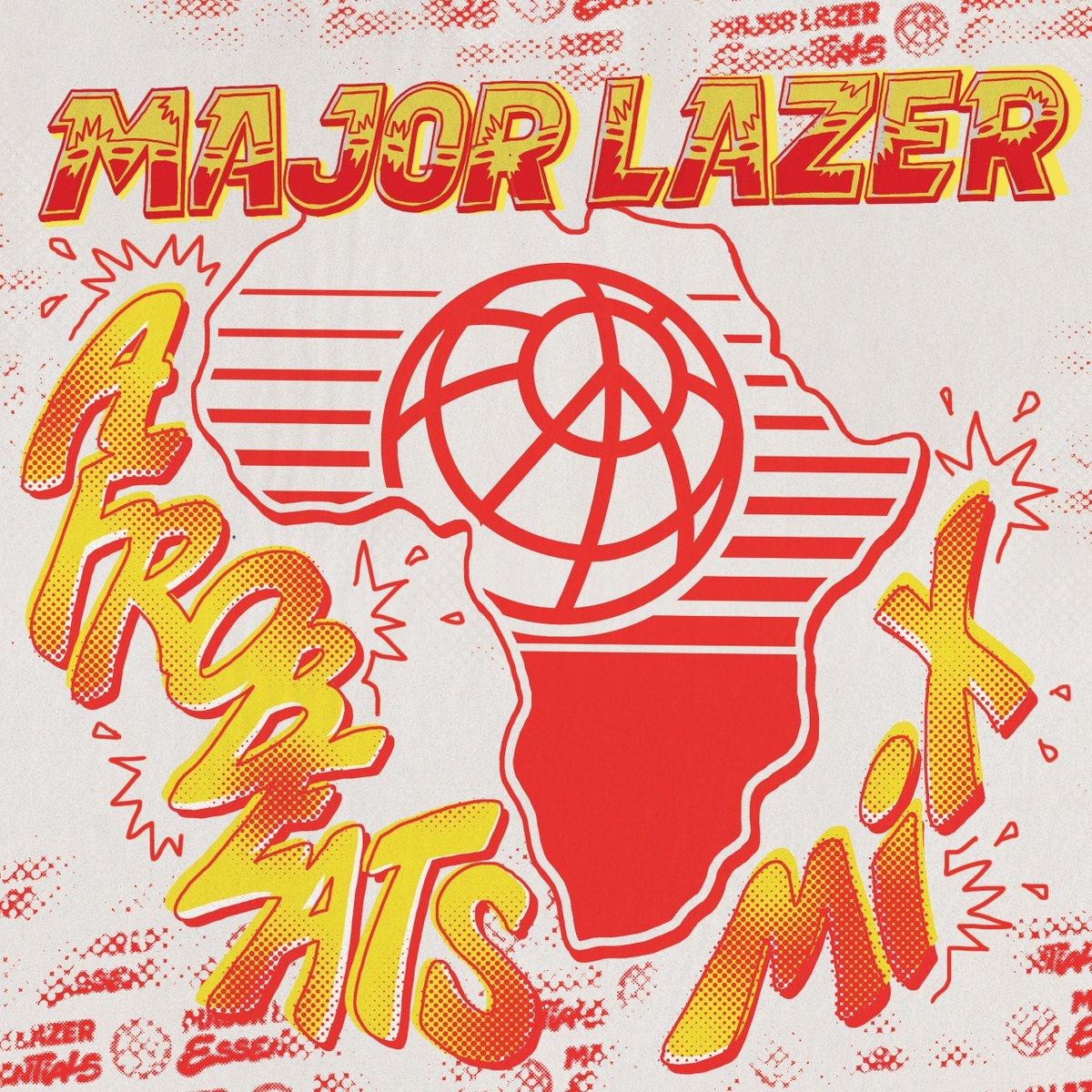 Major Lazer ft Kizz Daniel & Kranium – Loyal [NEW MUSIC]