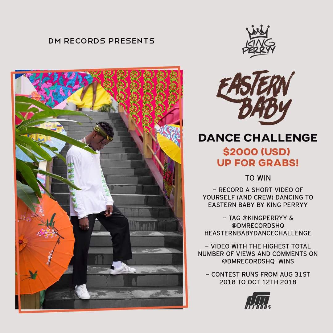 $2000 Up for Grabs In The #EasternBabyDanceChallenge