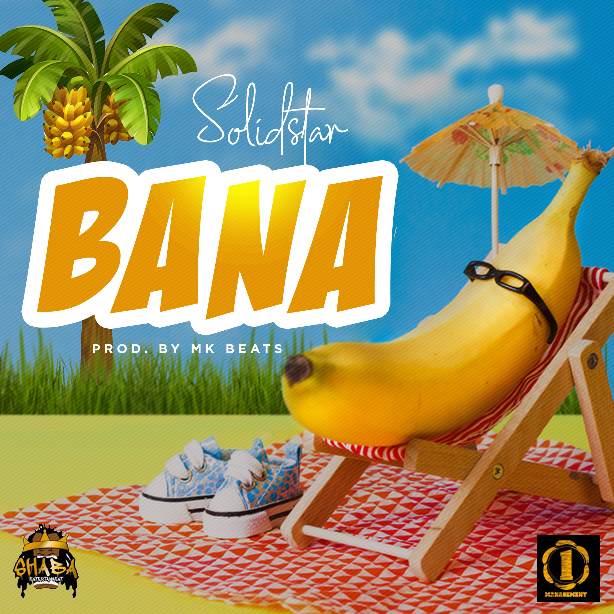 Solidstar - Bana (Prod. By MK Beats)