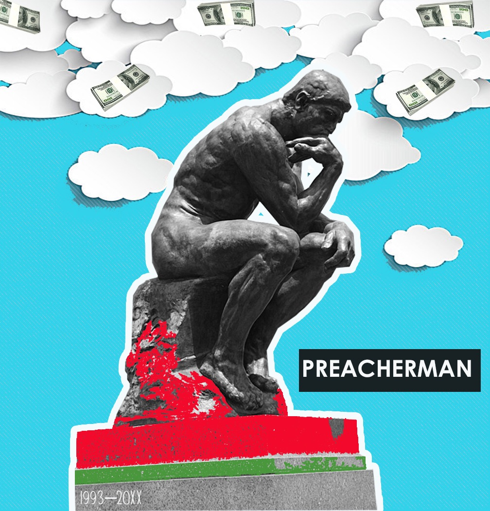 INK Edwards - Preacherman
