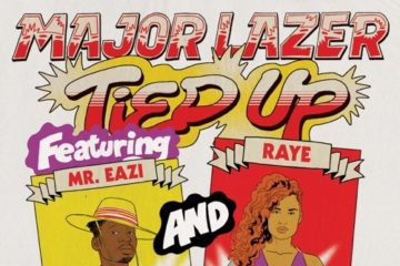 VIDEO: Major Lazer – Tied Up ft. Mr. Eazi X Raye