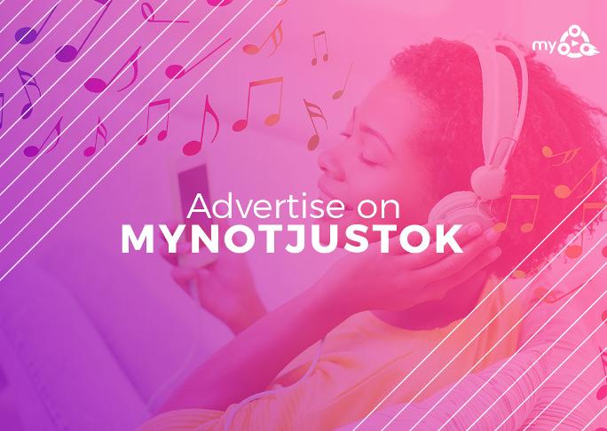 Advertise online at Notjustok - Promote your brands online