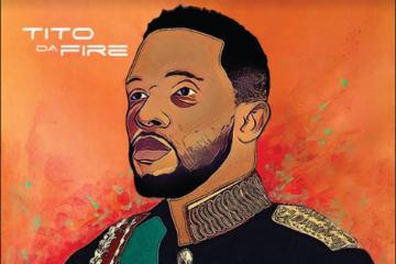 "Tito Da.Fire Unviels album art for ""One Kiss"" Featuring Grammy Award Winners Beenie Man & Wouter Kellerman"